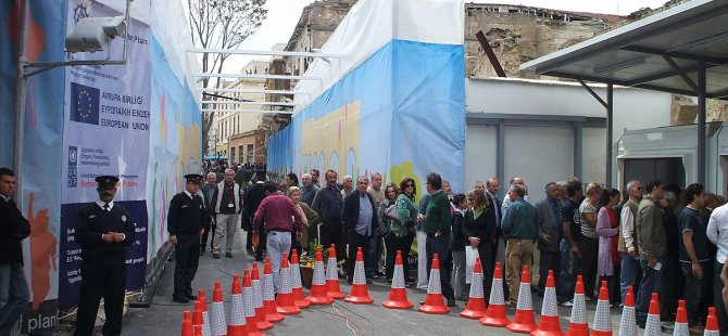 Kıbrıslı Rumlar'dan KKTC'ye 5 milyon Euro