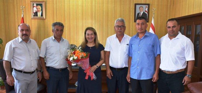 Besim, maraş bölgesinden STÖ temsilcilerini kabul etti