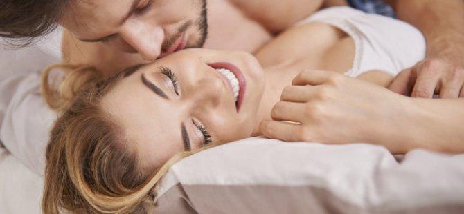 En iyi ilaç: sarımsak, uyku ve seks!