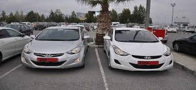 Kiralık Araçlarda tüzük değişikliği