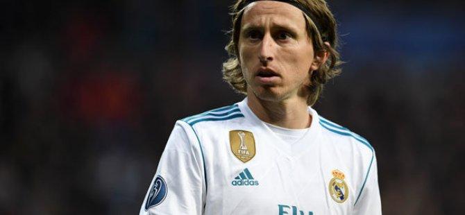 Luka Modric transferi için çılgın bedel