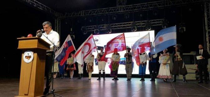 Beyarmudu'nda 8'inci Patates Festivali başladı