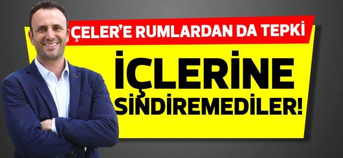 Çeler'in Baf'tan uçmasına Rum faşist partisi EDEK tepki gösterdi!