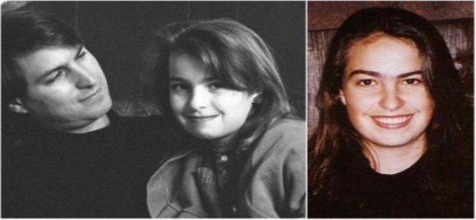 Steve Jobs'un kızı: Babam başarı yakaladıkça şeytanlaştı