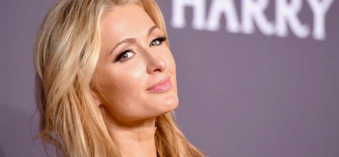 Paris Hilton KKTC'ye geldi