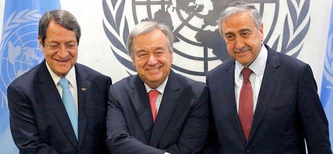 Lute ve Guterres'in şakası yok