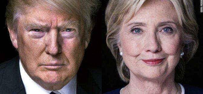 Trump'tan Hillary Clinton  itirafı