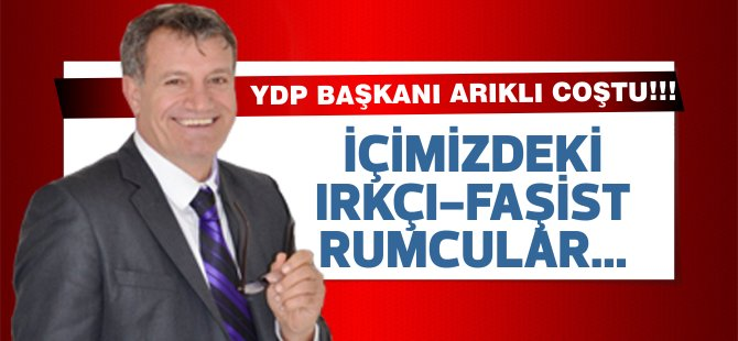 Erhan Arıklı: İçimizdeki Irkçı-Faşist Rumcular...
