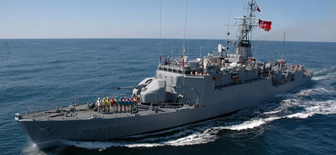 Türk gemilerinin bölgedeki varlığı Rum makamlarını tedirgin etti