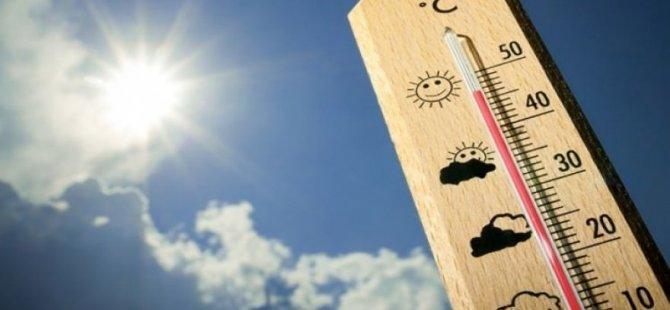 Havalar Isınıyor...Haftasonundan sonra sıcaklıklar artacak