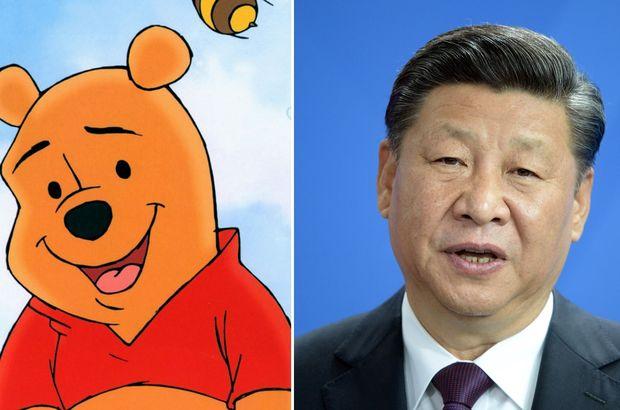 Winnie the Pooh'ya Çin'de bir yasak daha!