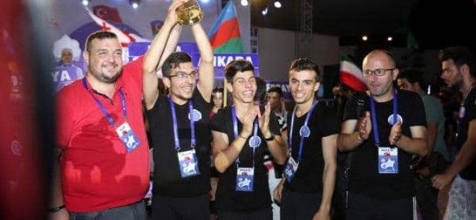Türkiye'den 'büyük başarı' : 'Çay İçme Şampiyonu' oldular