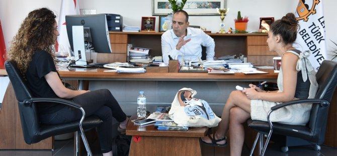 Harmancı, Kuir Kıbrıs Aktivistleri ile görüştü