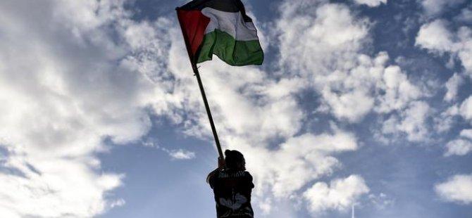 Kolombiya Filistin'i resmi olarak tanıdı
