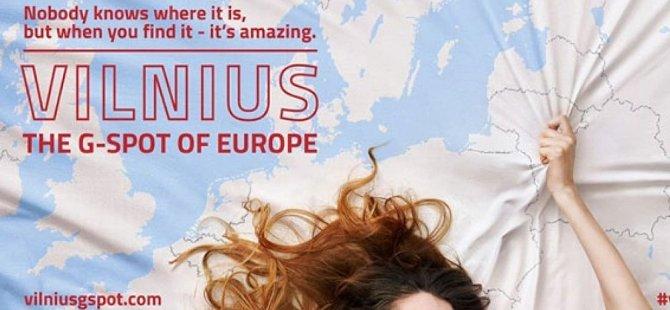 Avrupa'nın G noktası Vilnius' kampanyası, Litvanya'yı karıştırdı
