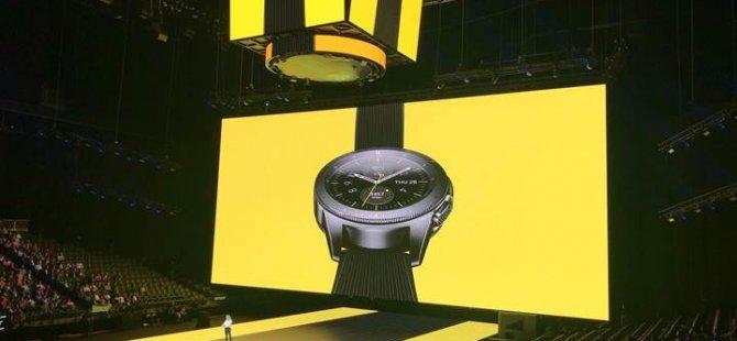 Galaxy Watch resmen tanıtıldı!