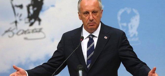 İnce'den Erdoğan'a: Bırakın şu dış güç palavralarını!