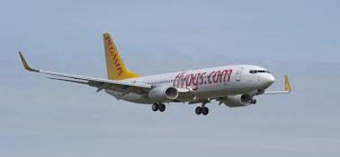 Pegasus Havayolları, KKTC-Diyarbakır seferlerine başlıyor