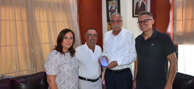 Güngördü, Girne Tenis Akademisi'ni kabul etti