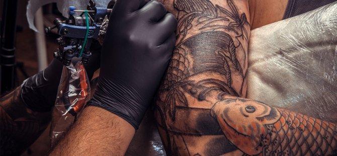 Dövme kesinlikle yasaklanmalı