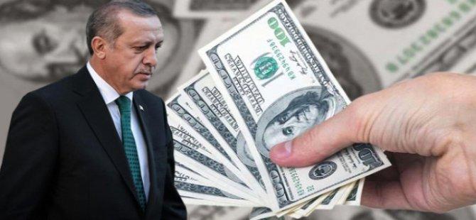 Erdoğan: Türkiye'de bayağı dolar var