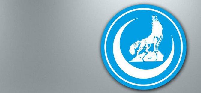 KKTC Ülkü Ocakları Genel Başkanı Fatih Arıcı'dan açıklama