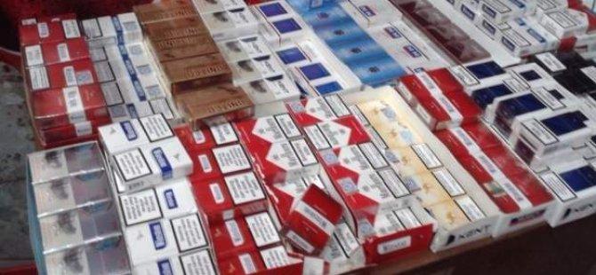 KKTC'den güney Kıbrıs'a tütün kaçakçılığı İddiası