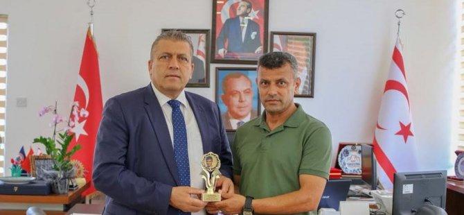 Ahmet Ogan Arter'e Teşekkür Etti