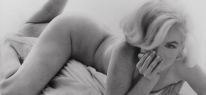 Marilyn Monroe'nun, kaybolduğu düşünülen çıplak sahneleri bulundu