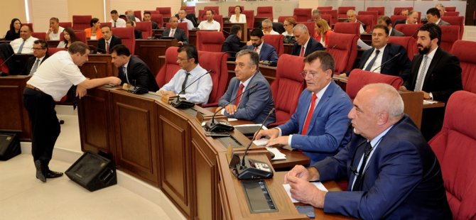 UBP'li milletvekilleri eleştiri ve önerilerde bulundu