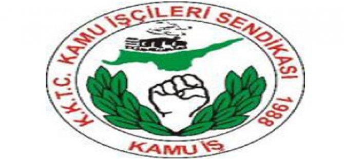 KAMU-İŞ Genel Kurulu 13 Eylül'de