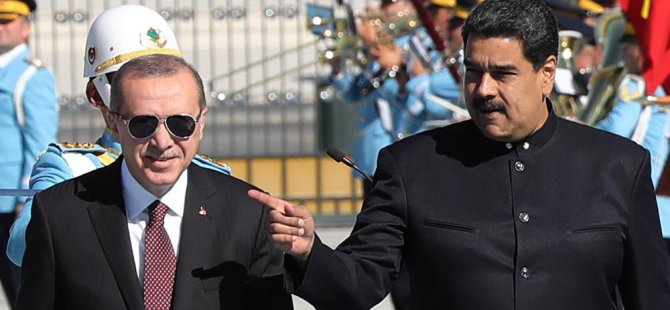 Türkiye'den Venezüella'ya İHA jesti