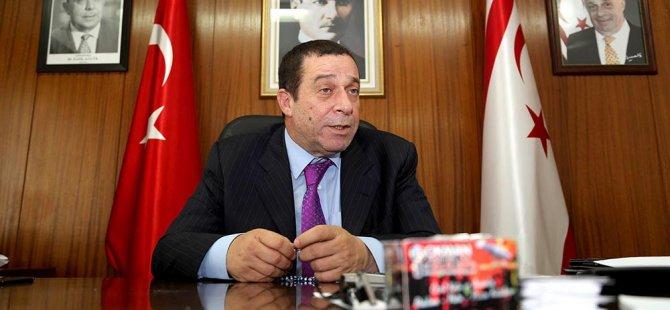 2 Cumhurbaşkanı Talat yeni makam aracını istemedi