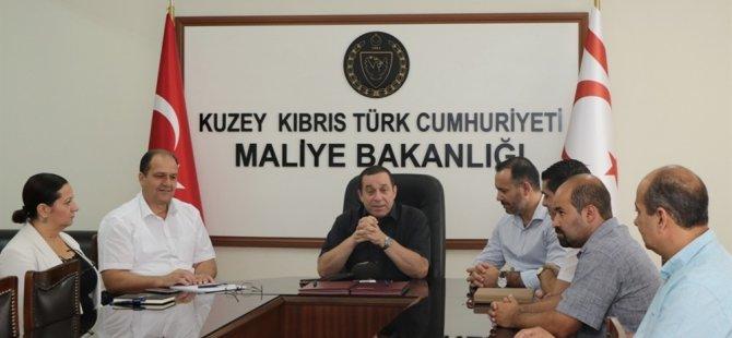 Maliye Bakanlığı ile KTAMS arasında toplu iş sözleşmesi imzalandı