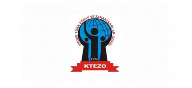 KTEZO, üyeleri için 100 bin TL'ye kadar esnaf kredisi vermeye başladı