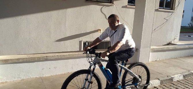 Serdar Denktaş'ın 23 bin TL'lik bisikleti dış basında konu oldu