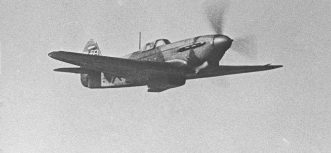 2. Dünya Savaşı'ndan kalma bir Alman savaş uçağı bulundu