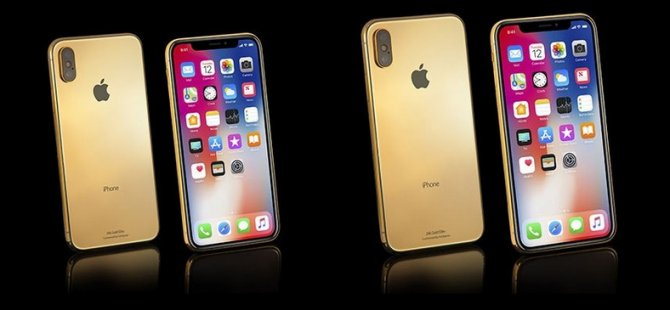 Dünyanın en pahalı iPhone'u ön siparişe sunuldu