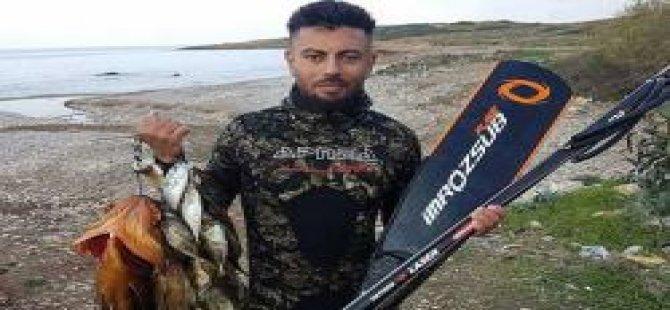 Zıpkınla balık avlama yarışmasında Deniz Yıldız isimli yarışmacı hayatını kaybetti