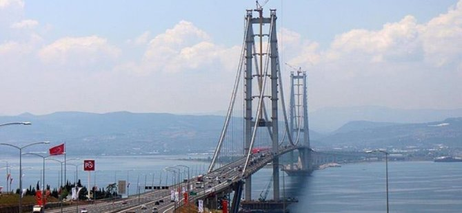 'Yavuz Sultan Selim ve Osmangazi köprüleri ile Avrasya Tüneli'nde dolardan TL'ye geçiş mümkün değil'