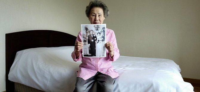 92 yaşındaki kadın 65 yıl sonra oğlunu görecek