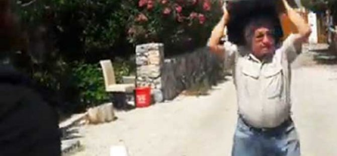 """"""" Plajlar Halkındır """" hareketinden saldırı açıklaması"""