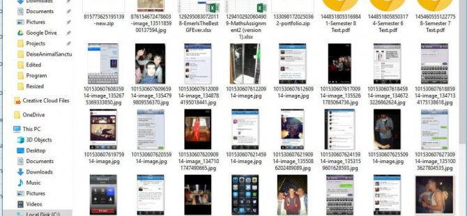 İşte Google ve Facebook'ta bulunan tüm verileriniz