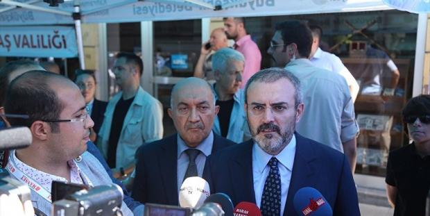 AKP'li Ünal: Kur atağı bertaraf edildi