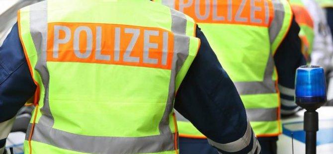 """Almanya'da """"terör saldırısı"""" şüphesiyle gözaltı"""