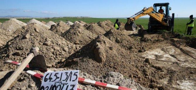 """Plümer: """"Gazimağusa ve Lefkoşa Strovolos'taki kazılarda 4 Türk aranıyor"""""""