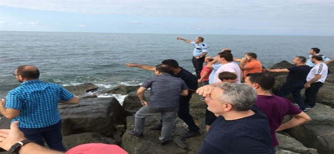 Boğuldu sandılar, arama-kurtarma çalışması başlattılar; 4 kilometre uzakta kıyıya çıktı!