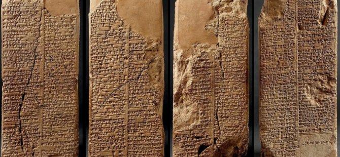 Sümer dönemi tabletinde tarihin ilk tüketici şikayeti mektubu