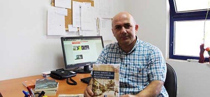 LAÜ akademisyeninden Lefke ile ilgili yayına önemli katkı