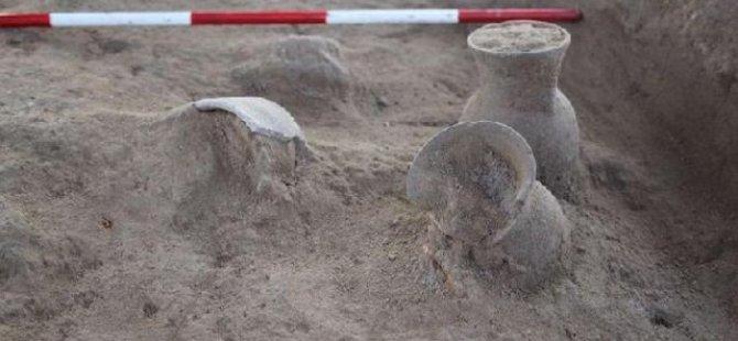 Mezopotamya'da 2 bin 500 yıllık bira kalıntıları bulundu